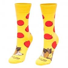 Detail produktu DETSKÉ ponožky ježko