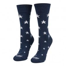 Detail produktu Ponožky hviezdy modré