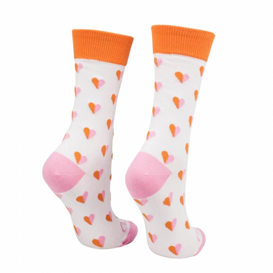 Ponožky Detské srdiečka