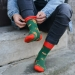 Vianočné ponožky perníčky