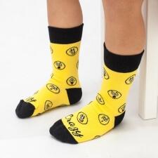 Detail produktu DETSKÉ ponožky smajlík