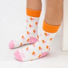 Detail produktu Ponožky DETSKÉ srdiečka