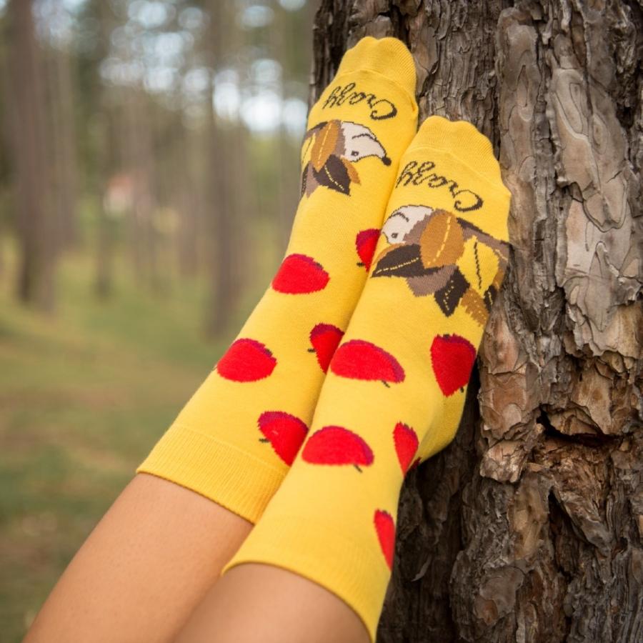 Ponožky Ježko