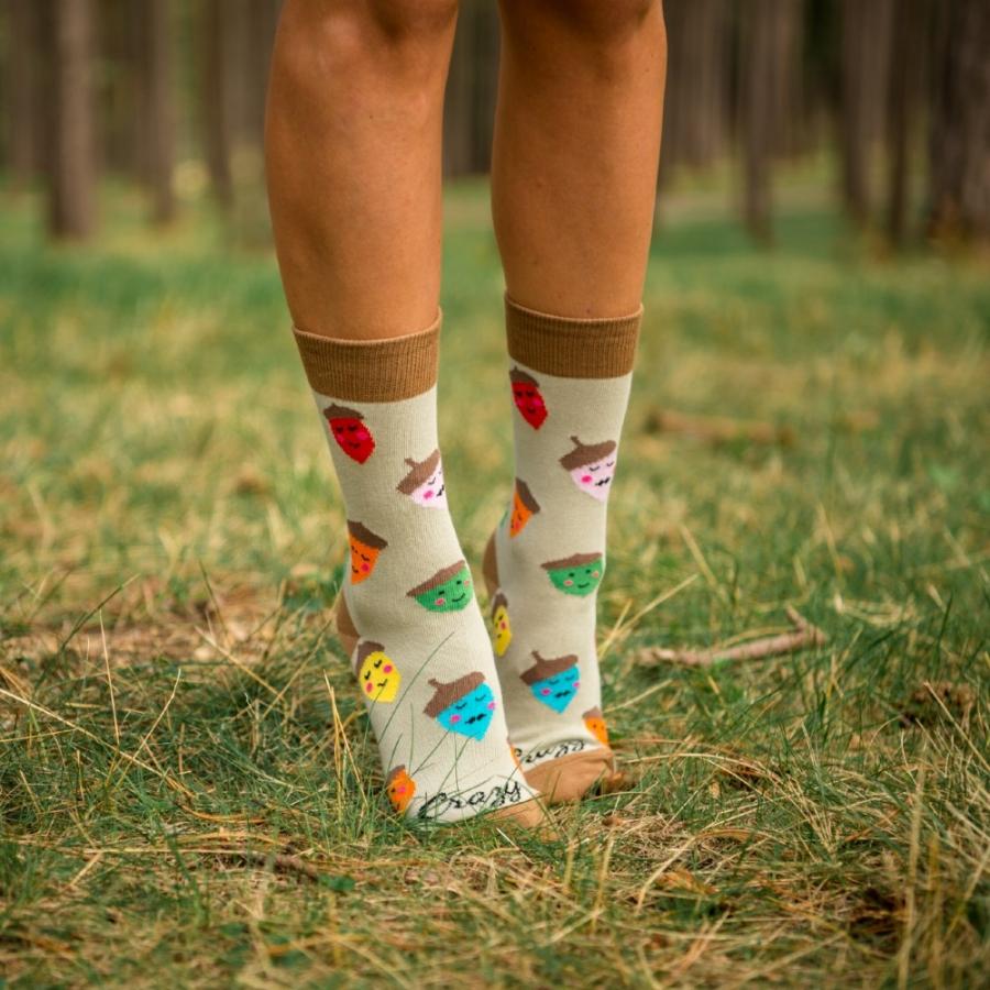 Ponožky Žalude