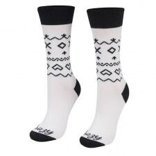 Detail produktu Ponožky biele Čičmany