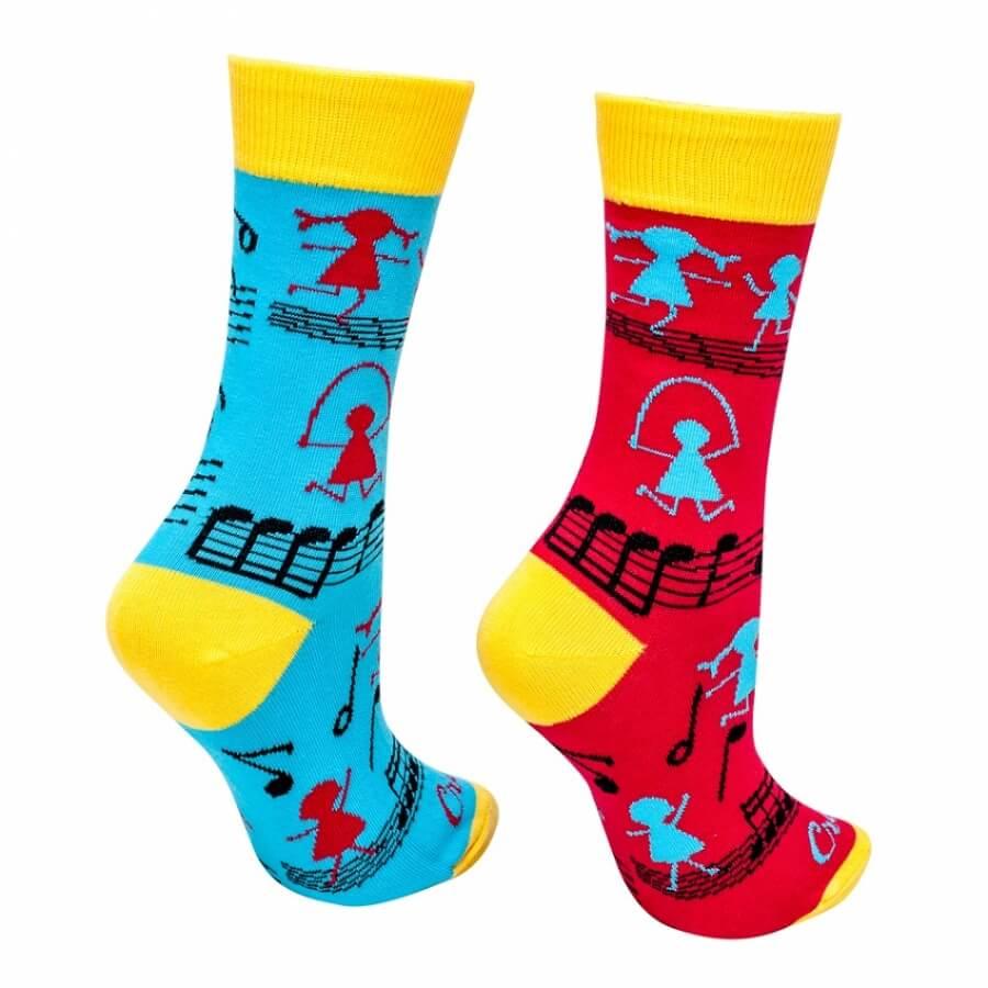 Ponožky Hudobná nálada