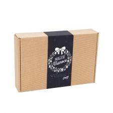 Detail produktu Veľká darčeková krabica MAGICKÉ VIANOCE