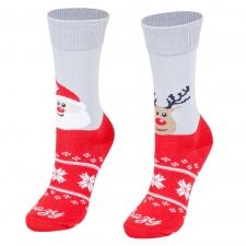 Detail produktu Ponožky Santa a sob
