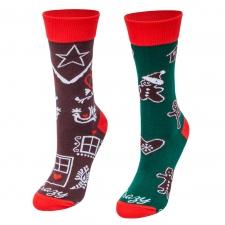 Detail produktu Ponožky Vianočné pečenie