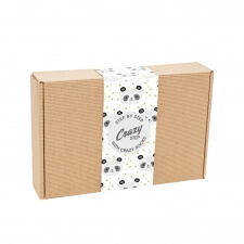 Detail produktu Darčeková krabica veľká PANDA