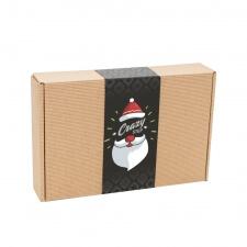 Detail produktu Veľká darčeková krabica SANTA