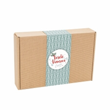 Detail produktu Krabica veselé Vianoce